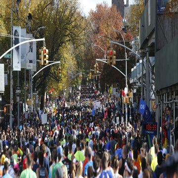 Top 10 Finishers At The 2018 NYC Marathon