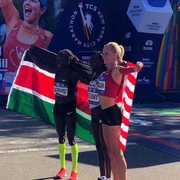 Shalane Flanagan, Molly Huddle And Des Linden On The 2018 NYC Marathon