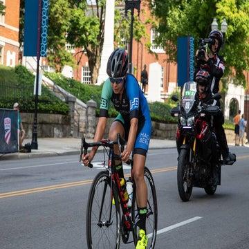 Jess Cerra: Exercise Physiologist Turned Professional Athlete