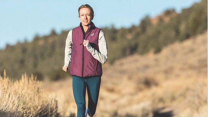 Deena Kastor's Tips For First-Time Marathoners