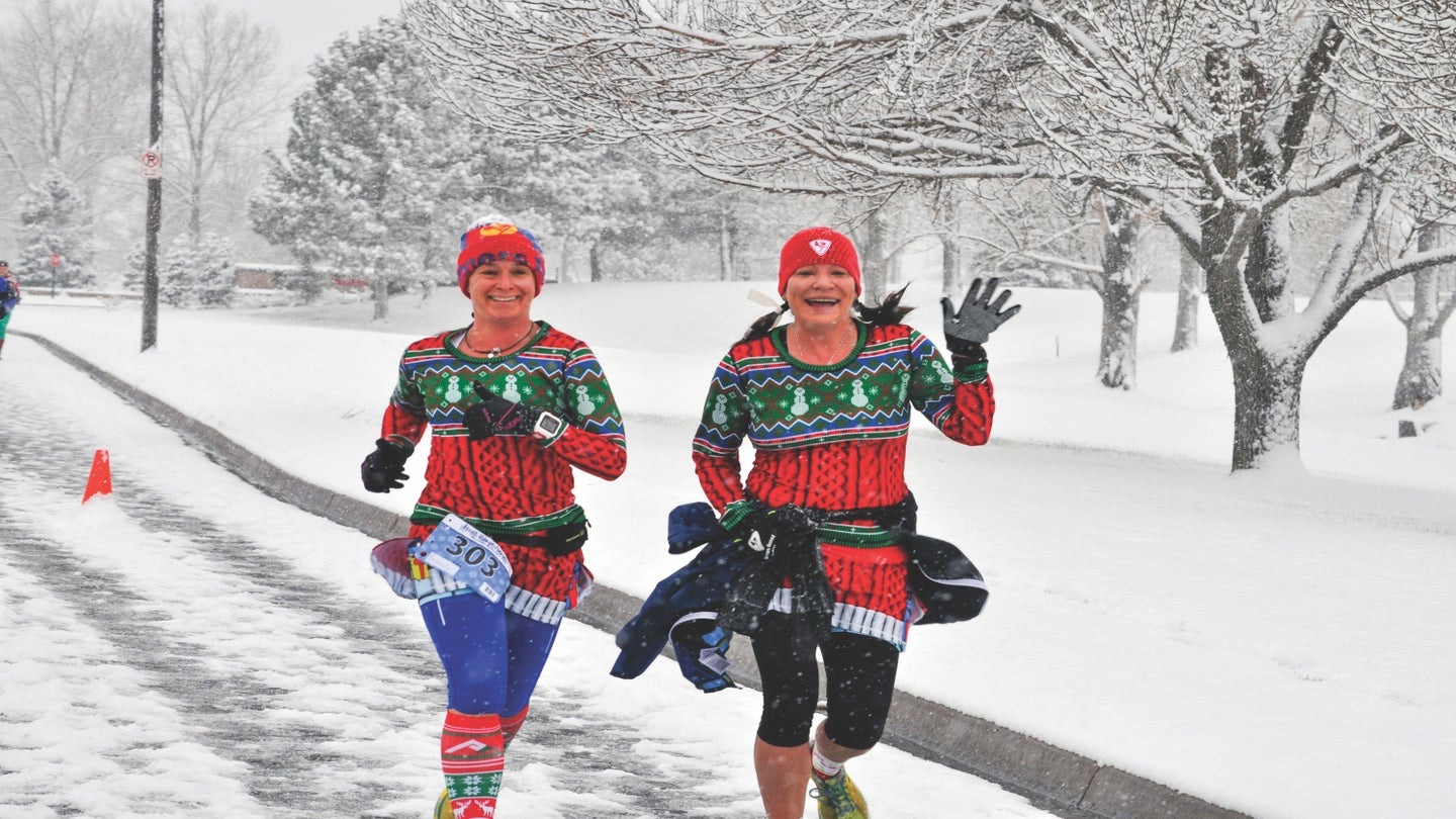 7 Festive Holiday Races To Add To Your Bucket List
