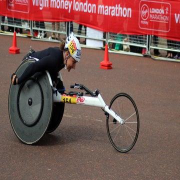 Manuela Schar Wins Second NYC Marathon Wheelchair Division Title