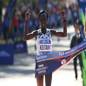 10 Things To Know About 2018 NYC Marathon Winner Mary Keitany