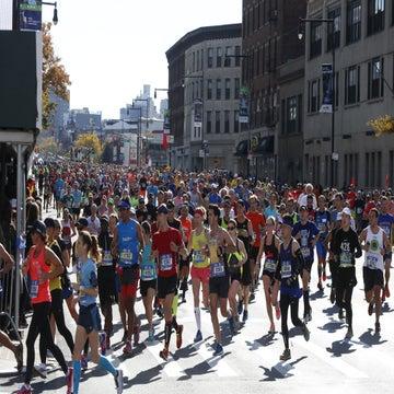 3 Olympians, 1 Filmmaker and 1 NYC Marathon