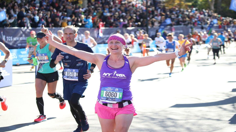 A 16-Week Marathon Training Plan to Go the Distance