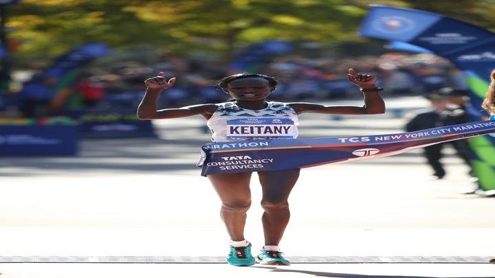 2018 NYC Marathon