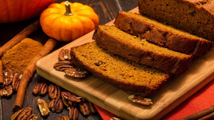 8 Healthy Pumpkin Snacks We Love This Fall