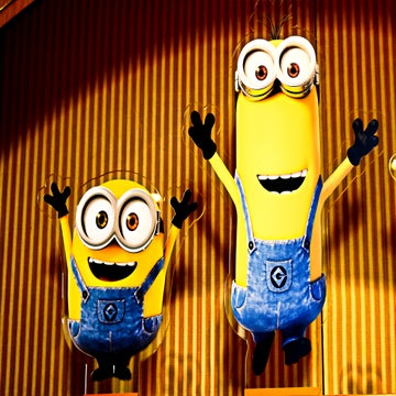 Run With The Minions (And Other Universal Studios Favorites)