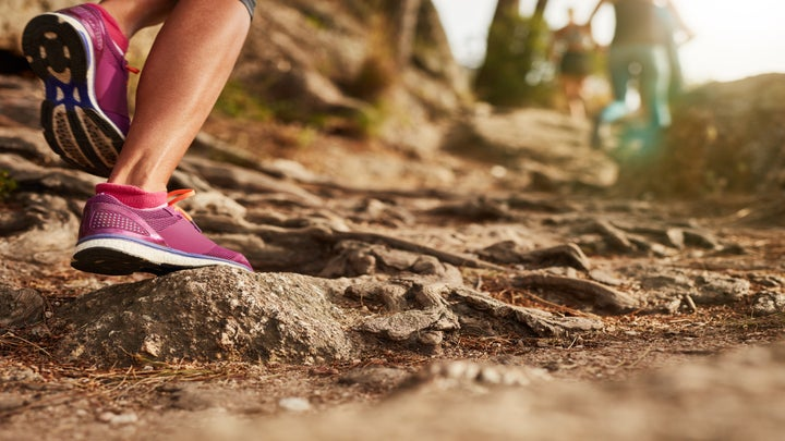 A Coach's Guide To Trail Running