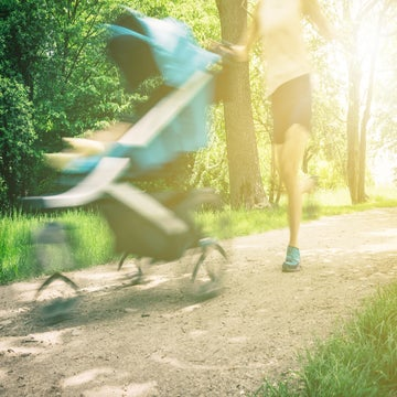 Motherhood Changed My Approach To Running—For The Better