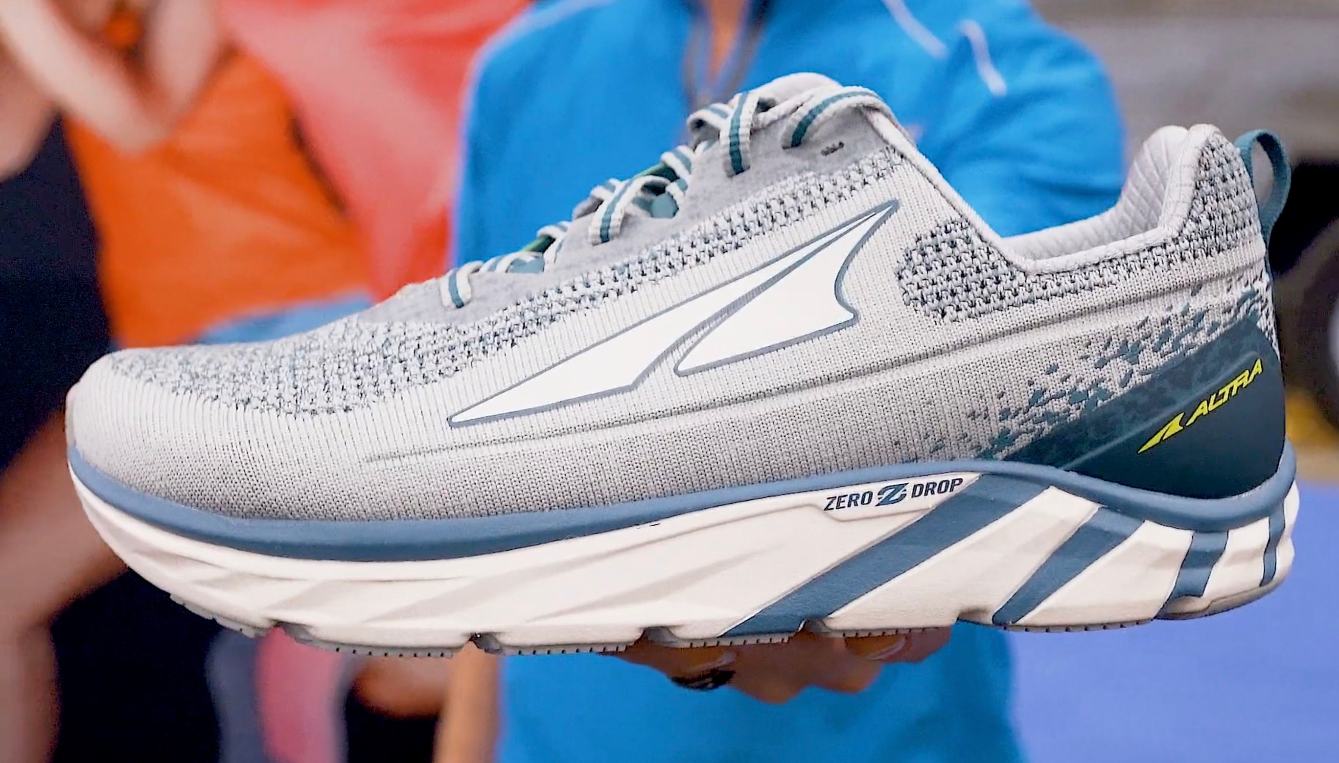 "279a684ea625b Watch  Altra Calls This ""The Cadillac"" Of Running Shoes"