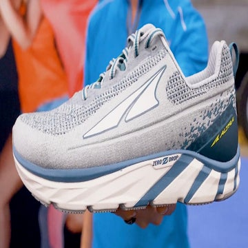 "Watch: Altra Calls This ""The Cadillac"" Of Running Shoes"
