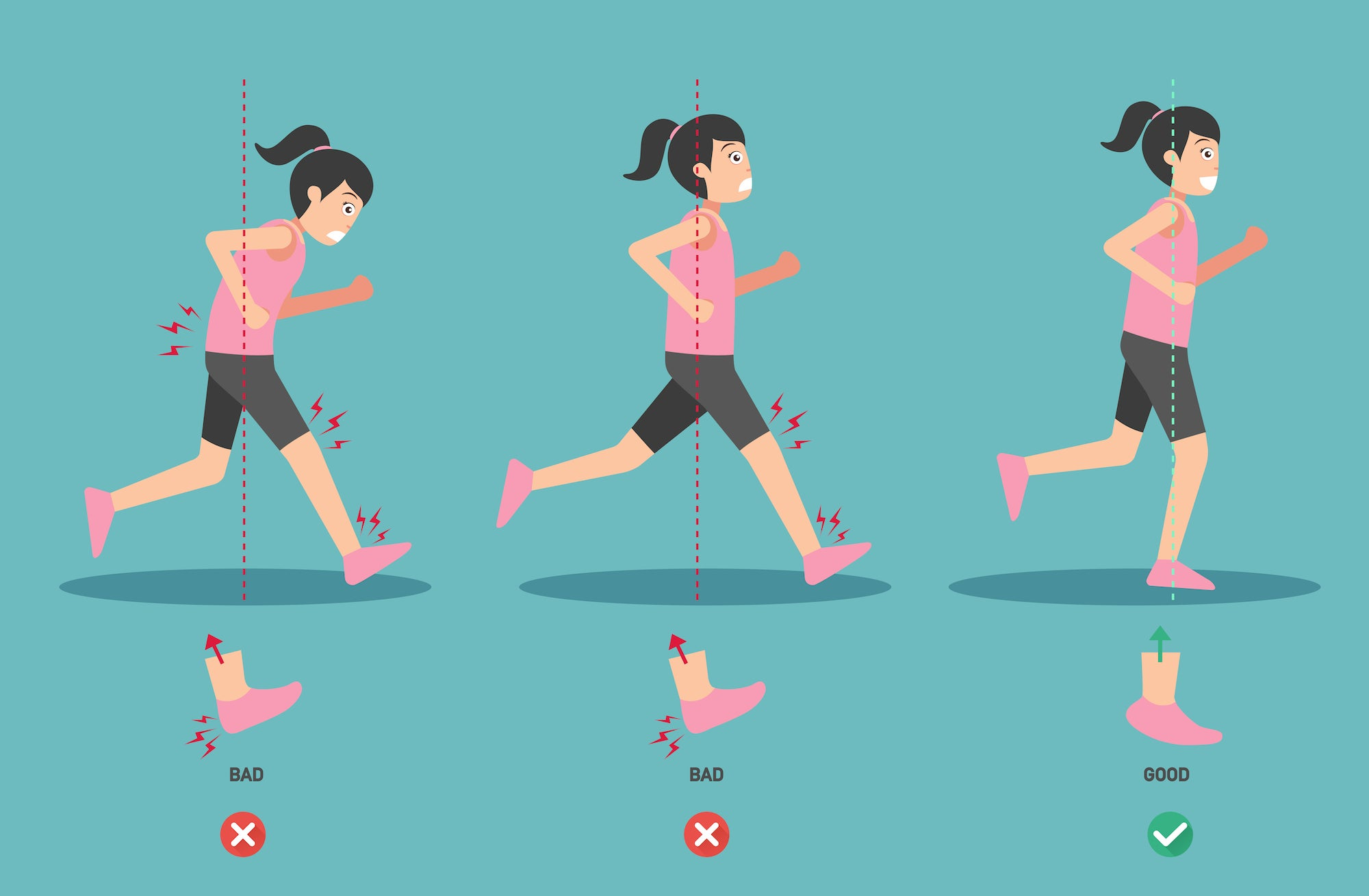 How Improving Your Posture Can Make You Run Better