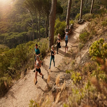 How To Plan A DIY Running Retreat