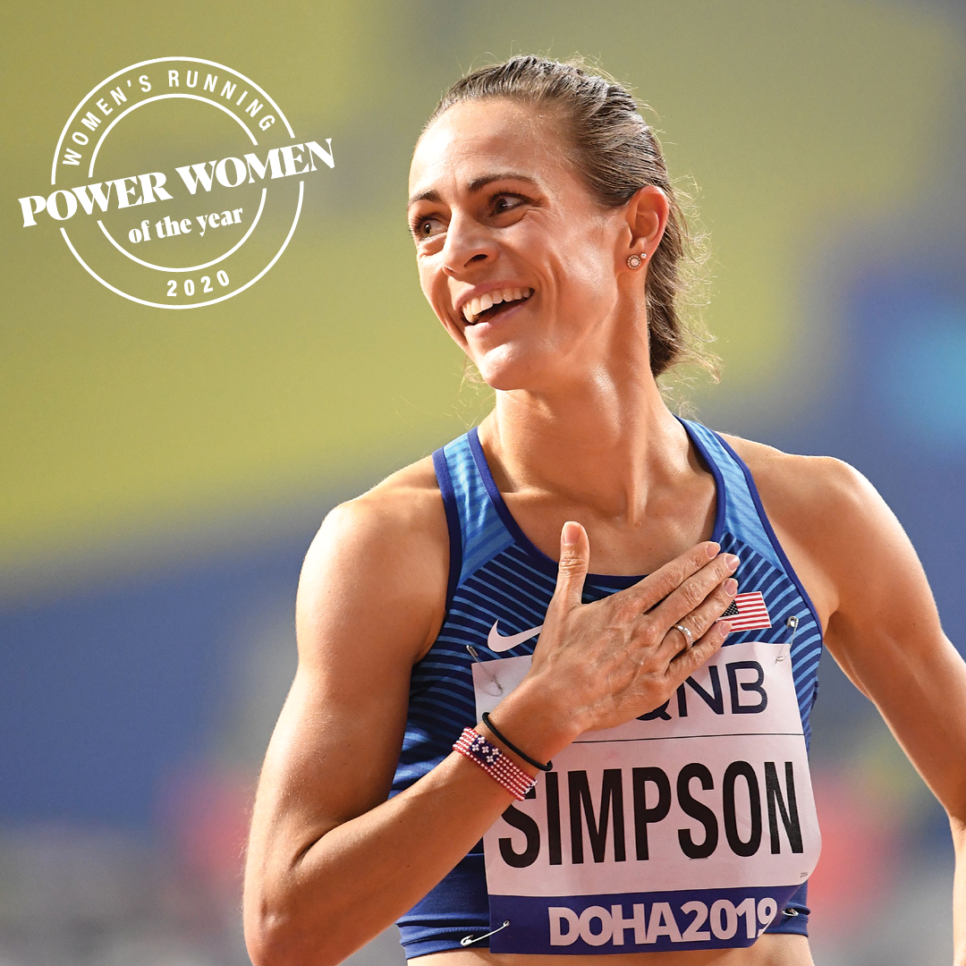 Jenny Simpson Power Women of the Year