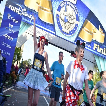 An Insider's Guide To Walt Disney World Marathon Weekend