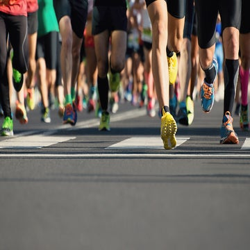 Consult This Flowchart To Find Your Marathon Training Starting Point