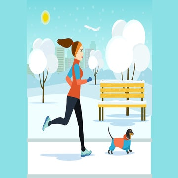 Protect Your Pup During Cold Runs With These Tips