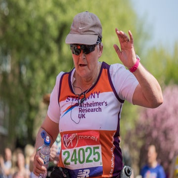 These Athletes Embrace Running To Curb The Symptoms Of Dementia