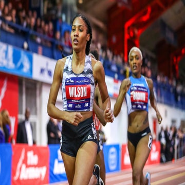 Photos: Women Who Dominated At The 2019 Millrose Games