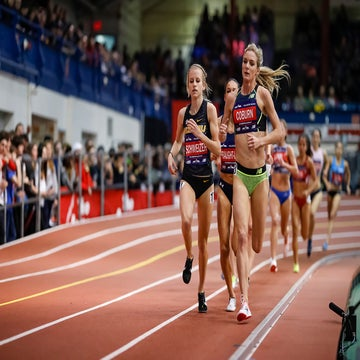 """Boss Lady"" Emma Coburn Has One Big Goal In Mind For 2019"