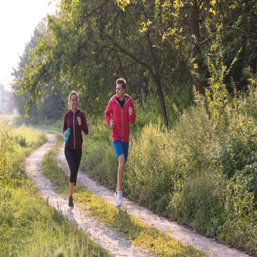 A Single Runner's Take On Running Couples