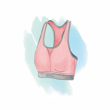 How To Find Your Perfect Sports Bra Fit