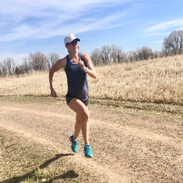 Sara Vaughn Knows Running, Pregnancy, and Comebacks