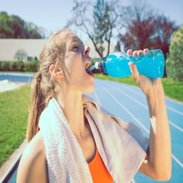 How Much Do You Need to Hydrate to Go the Distance?