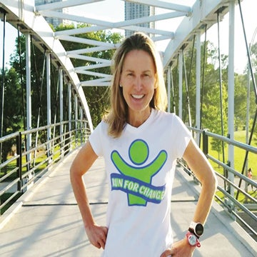 A Marathon Whisperer Empowers Others Through Running