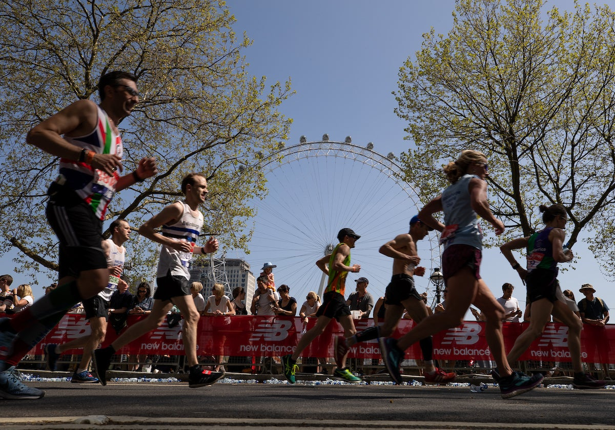 The London Marathon is Latest to Cancel 2020 Race