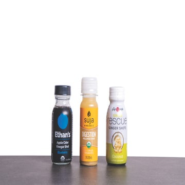 Take a Shot With These Wellness Drinks
