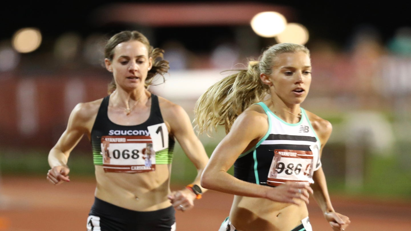 99aa4ec1e4 How Molly Huddle and Emily Sisson Plan to Make An Impression at 2019 ...