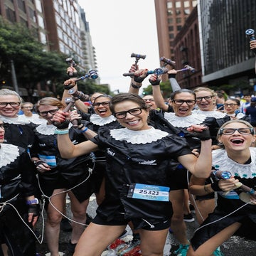 The Notorious RBG Had a Big Presence at a San Francisco Race