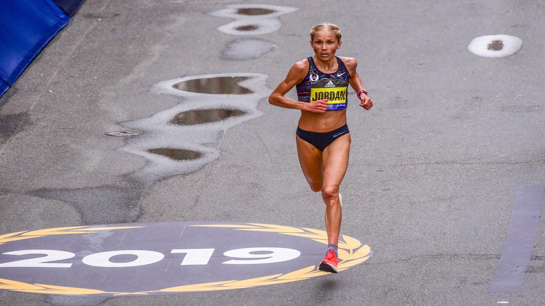 4 Key Pieces of Marathon Training Advice from Jordan Hasay