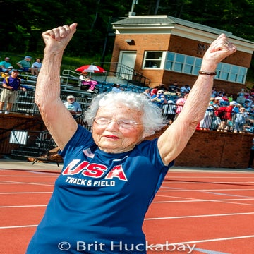 7 Pearls of Wisdom From a 103-Year-Old World Record Holder