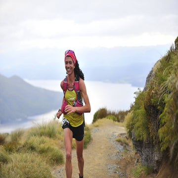 Now a Top Ultrarunner, This Physicist Discovered Running in Her 30s
