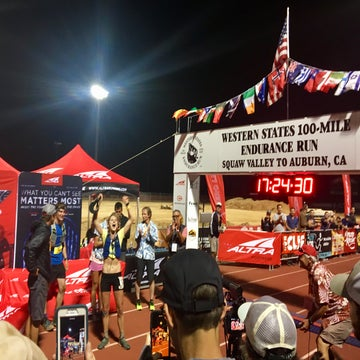"Western States 100 Victory: ""The Last 6 Miles I Completely Blacked Out"""