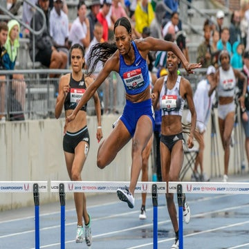 A World Record and More: 6 Takeaways From the U.S. Outdoor Championships