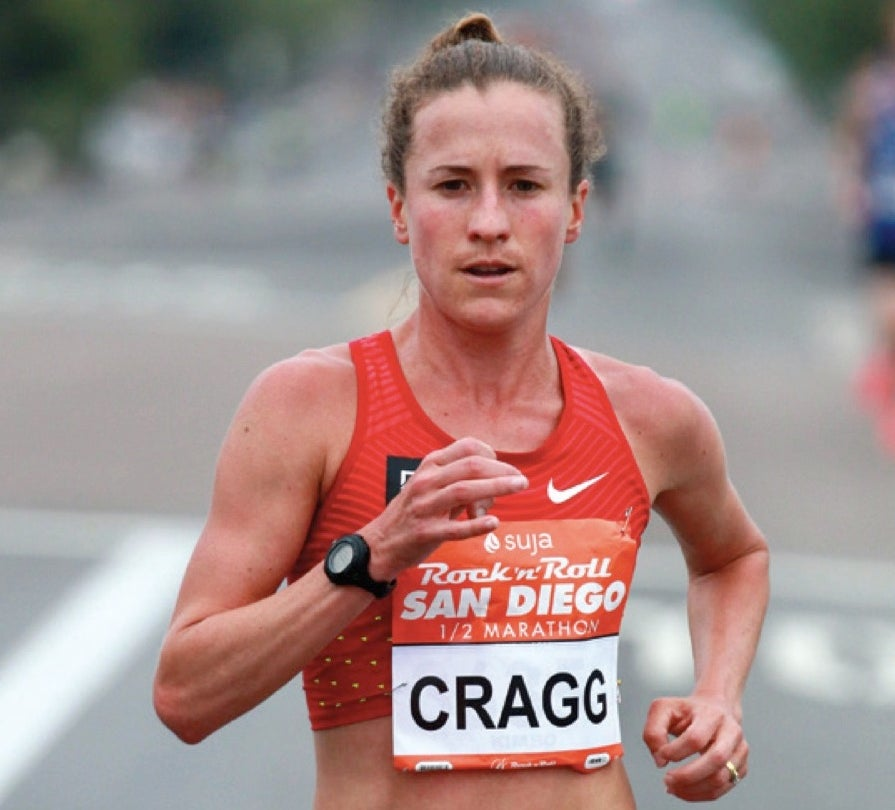 Prepping for the Chicago Marathon, Amy Cragg Puts Trust in Her Team