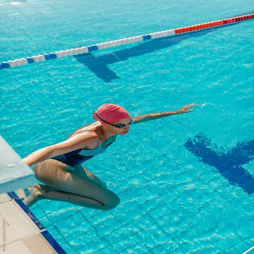 Dive In! Why Runners Benefit From Swimming