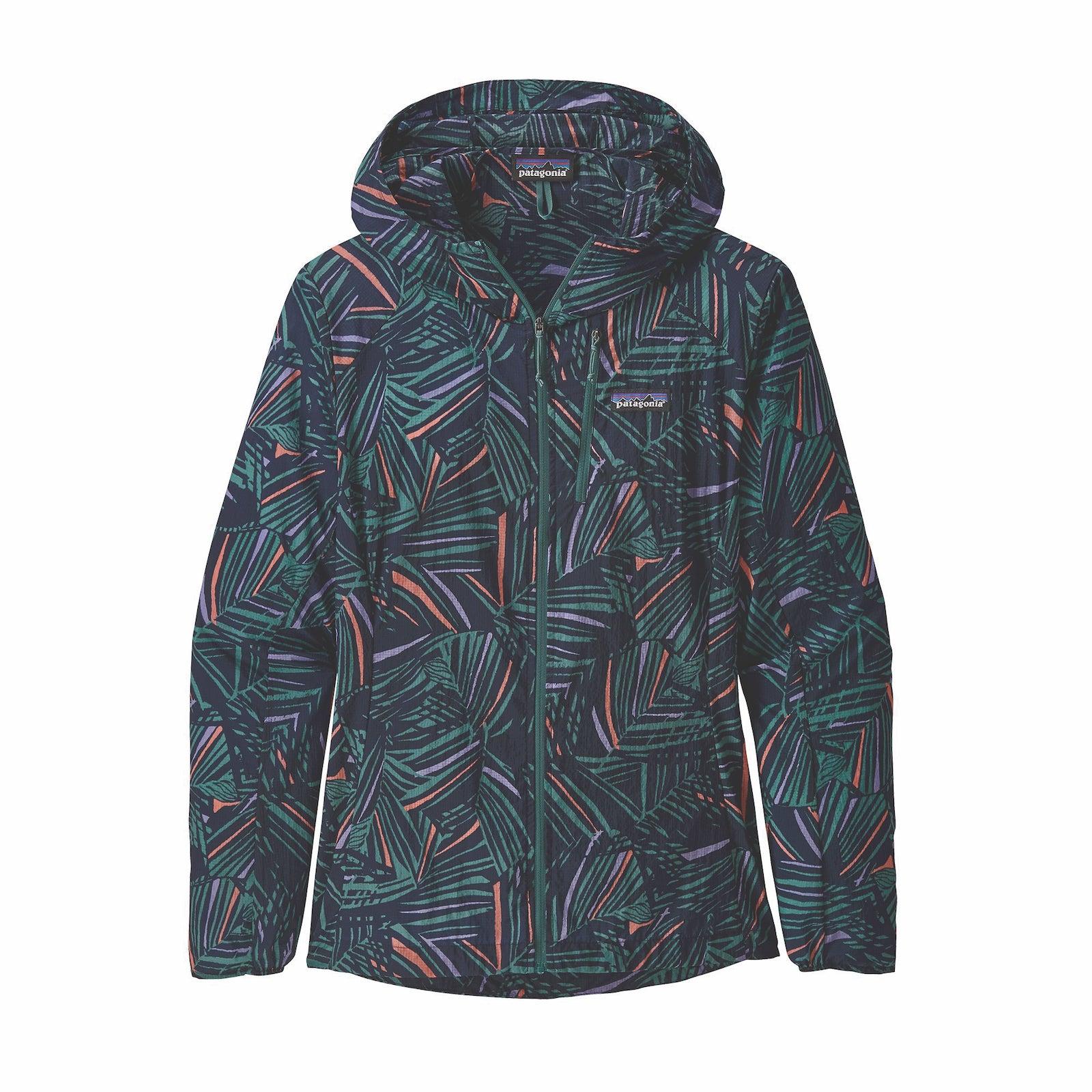 recycled Patagonia jacket