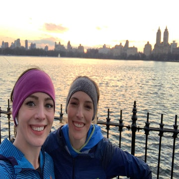 Abigail Anderson is Running the NYC Marathon to Honor Her Sister, Gabe Grunewald