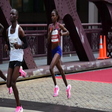 Brigid Kosgei Shatters World Record at the 2019 Chicago Marathon