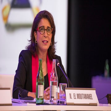 "As a Pioneer in the Sport, Nawal El Moutawakel Says ""Things Are Brighter for Women"""