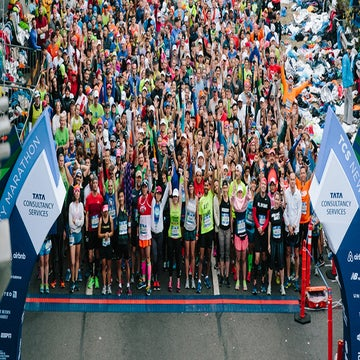 What I Tell Myself… On the Starting Line
