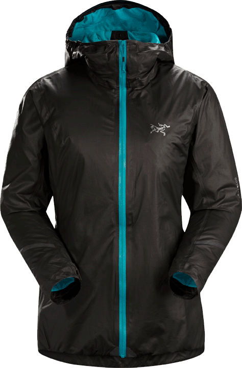 The new Arc'teryx Norvan SL Insulated Hoody is available for purchase from arcteryx.com