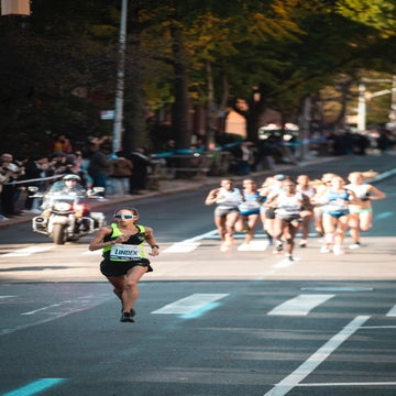 Des Linden, First American Finisher, Takes a Big Swing at the 2019 NYC Marathon
