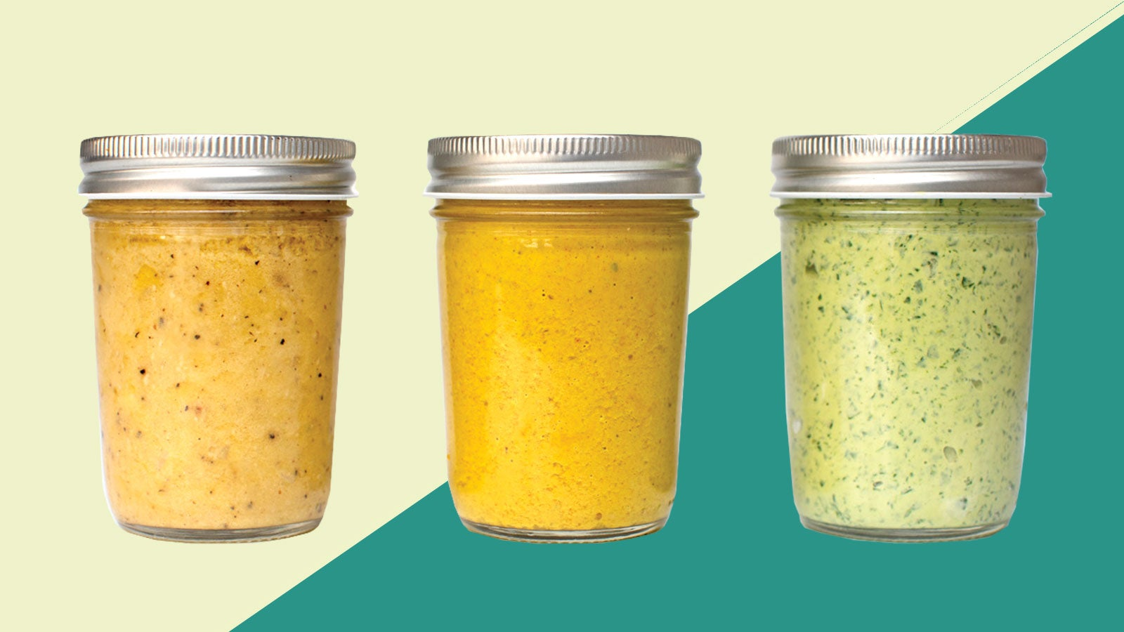 Improve Your Weekly Meal Prep with Three Delicious Sauces from Elyse Kopecky
