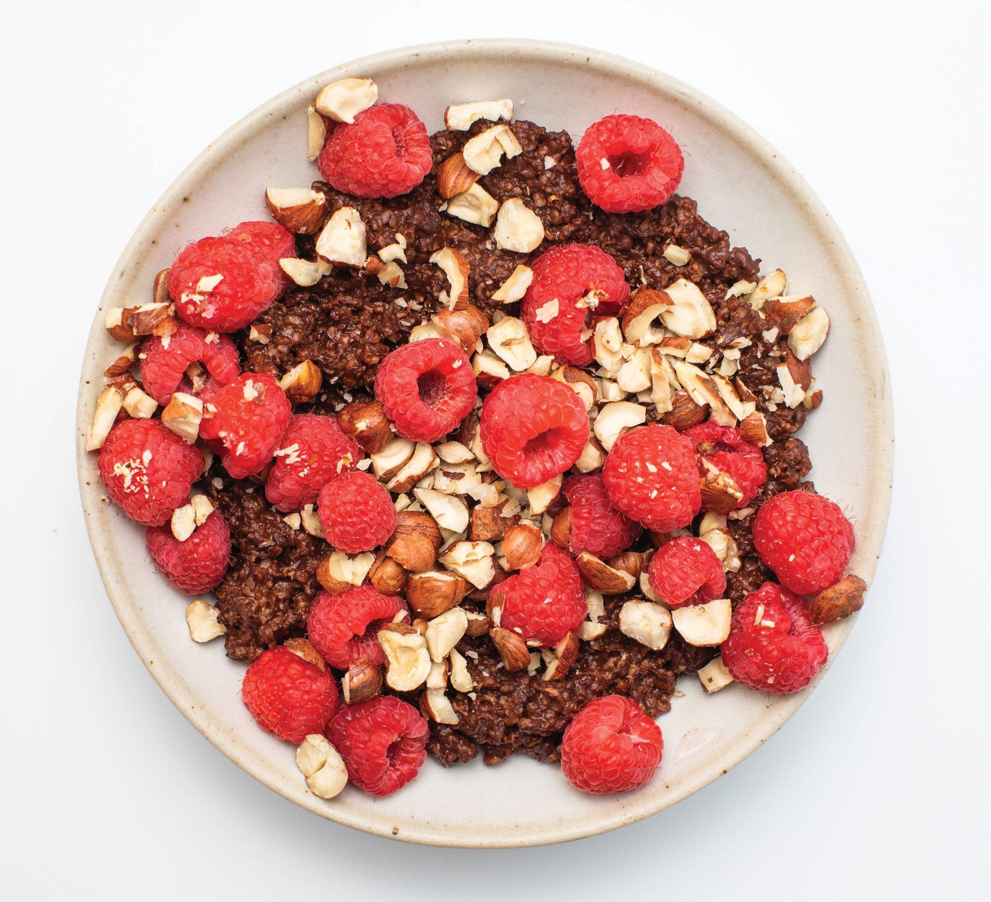 mocha-oatmeal